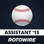 2015 Fantasy Baseball Assistant