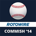 RotoWire Fantasy Baseball Commissioner