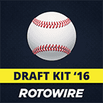 2016 Fantasy Baseball Draft Kit