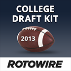 2013 Fantasy College Football Draft Kit