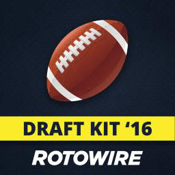 2016 Fantasy Football Draft Kit