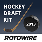 2013 Fantasy Hockey Draft Kit