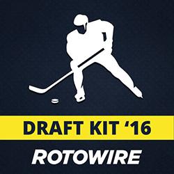 2016 Fantasy Hockey Draft Kit