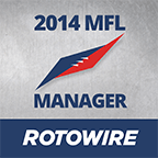 MyFantasyLeague Manager 2014 by RotoWire