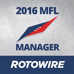 MyFantasyLeague Manager 2016