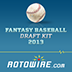 Fantasy Baseball Draft Kit '13