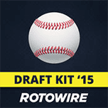 Fantasy Baseball Draft Kit 2015