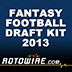 Fantasy Football Draft Kit '13