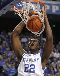 College Hoops Barometer: Wildcat Down