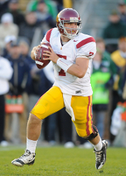 <a href='/cfootball/showArticle.htm?id=15612'>Projected NCAA Bowls, Top 25: Matt Barkley, USC Aiming For No.1</a>