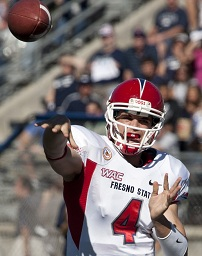 Mountain West Fantasy Preview: Carr Drives Fresno State