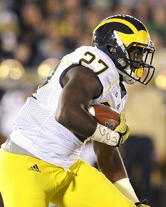DraftKings Fantasy Football: College Football Value Plays