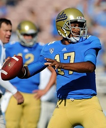 <a href='/football/showArticle.htm?id=19258'>NFL Mock Draft: Brett Hundley is a Wild Card In the Top 10</a>