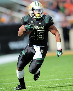 Big 12 Fantasy Preview: Seastrunk's in the Driver's Seat