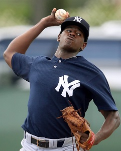 <a href='/baseball/showArticle.htm?id=20853'>Minor League Barometer: Next Stop, the Bronx</a>