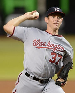 Fantasy Baseball Injury Report: Strasburg Lands on DL Again