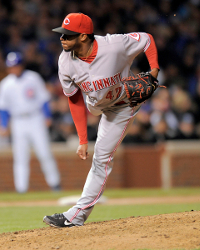 Monday Lineup Card: Cueto Returns, Part III