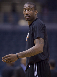 NBA Waiver Wire: Amar'e Quagmire