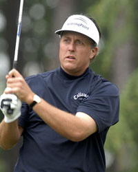 Golf Barometer: Lefty Figures Out the Links
