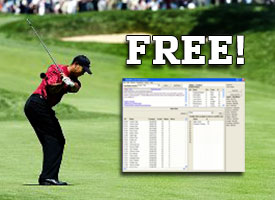 Free Fantasy Golf Draft Software
