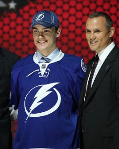 <a href='/hockey/showArticle.htm?id=18283'>Draft Kit: Top 10 Calder Trophy Candidates</a>