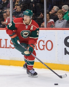 2014-2015 Wild Preview: Flush with Forwards