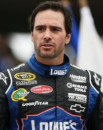 NASCAR Barometer: The Jimmie Johnson Show