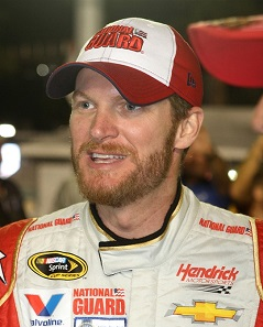 NASCAR Barometer: Earnhardt Wins at Martinsville