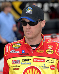 NASCAR Barometer: The Right Choice
