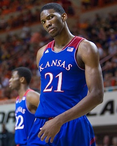 <a href='/basketball/showArticle.htm?id=20736'>2014 NBA Rookie Projection: Joel Embiid</a>