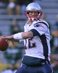 Four-Down Duel: Backing Brady