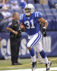 Depth Chart Watch: Colts Turn to Brown