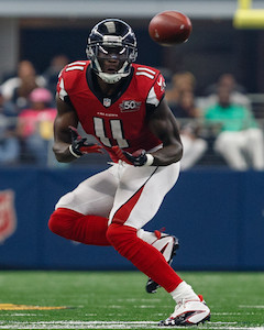 East Coast Offense: Why Doesn't Julio Jones Score More TDs?
