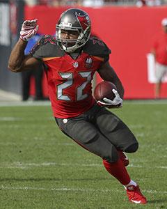 NFL Barometer: Martin Wins Bucs-Pats Trade