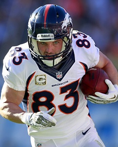 Depth Chart Watch: Welker Makes Owners Woozy