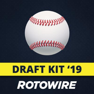 2019 Fantasy Baseball Draft Kit