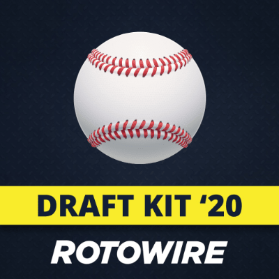2020 Fantasy Baseball Draft Kit