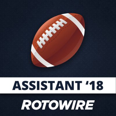 2018 Fantasy Football Assistant