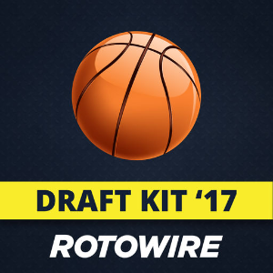 2017 Fantasy Basketball Draft Kit