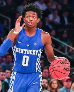 Freshman Haze: Kentucky's Copy Cat