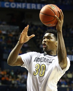 College Hoops Barometer: Jones Keeping Vandy Afloat