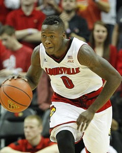 College Hoops Barometer: Rozier's Role Growing for Cardinals