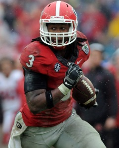 SEC Fantasy Preview: Gurley's Bite is Bigger than his Bark