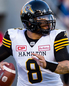 DraftKings CFL: Week 15 Value Plays