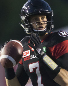 DraftKings CFL: Week 11 Value Plays