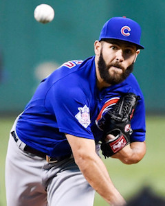 Fantasy Baseball Injury Report: Cubs Without Arrieta