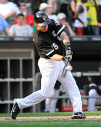 Circling the Bases: Giving up on Gordon Beckham