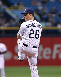Fantasy Baseball Injury Report: Boxberger Rehabbing Slowly