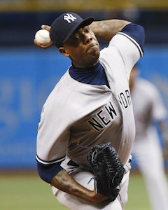 Fantasy Baseball Injury Report: Rotator Cuff Problems for Chapman