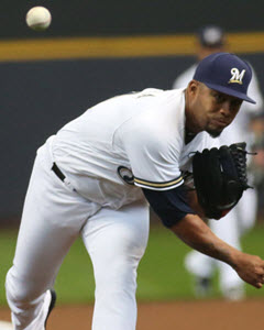 FantasyDraft MLB: Monday Values